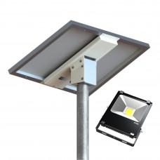 Solar Flood Light 20Watt 2200 Lumens 12 Hour