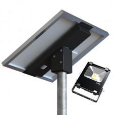 Solar Flood Light 8 Watt 850 Lumens12 Hour