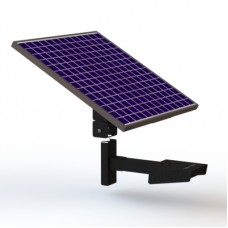 Solar Park Light System 7 watt 900 Lumens
