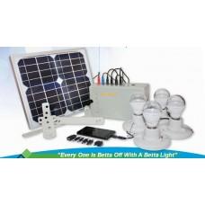Betta Four Plus Solar Light Kit